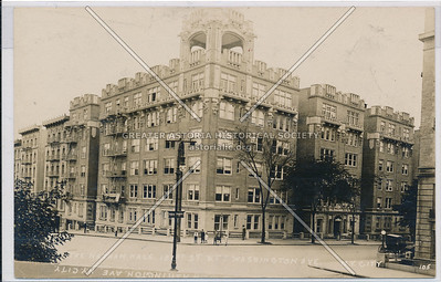 The Nathan Hale. 181 St. & Ft. Washington Ave. N.Y.C.