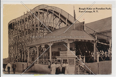 Rough Rider at Paradise Park, Ft. George, N.Y.C.