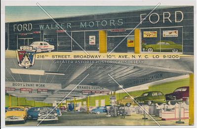 216th St, B'way-10th Ave., N.Y.C.