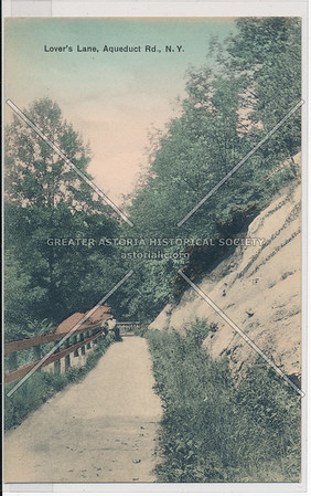 Lover's Lane, Aqueduct rd., N.Y.C.