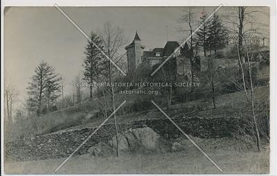 Billings Mansion from Riverside Drive. N.Y.C.