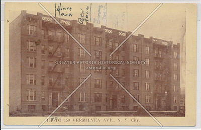154 to 159 Vermilyea Ave., N.Y.C.