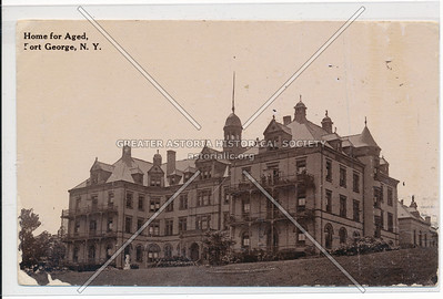 Home for Aged, Ft. George, N.Y.C.