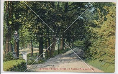 Upper Bolton Road, Inwood-on-Hudson, N.Y.C.