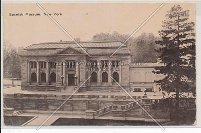 Spanish Museum, N.Y.C.
