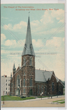 The Chapel of the Intercession, Bway and W 158th St, N.Y.C. (211,326)