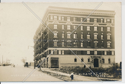 Highland Court, St. Nic. Ave. & 192nd St. N.Y.C. (2598)