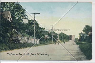 Dyckman St., E N.Y.C.