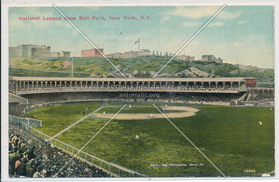 National League Baseball Park, NY, N.Y.C (25895)