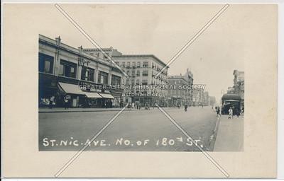 St. Nicholas Ave. No. of 180th St. N.Y.C.
