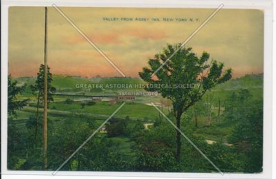 Valley from Abbey Inn, N.Y.C.