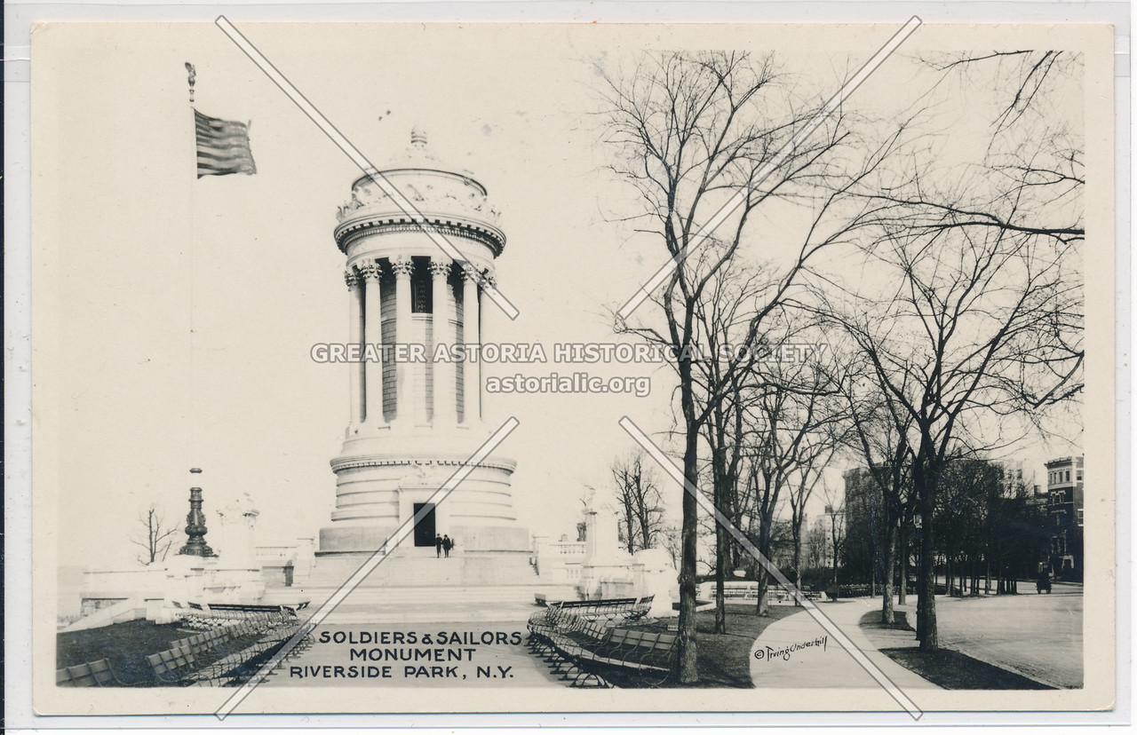 Soldiers & Sailors Monument, Riverside Park, NYC