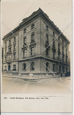 Gould Residence, 5th Avenue, NYC.