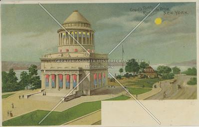 Grant's Tomb, Manhattan