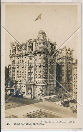 Hotel Bell Clair, NYC