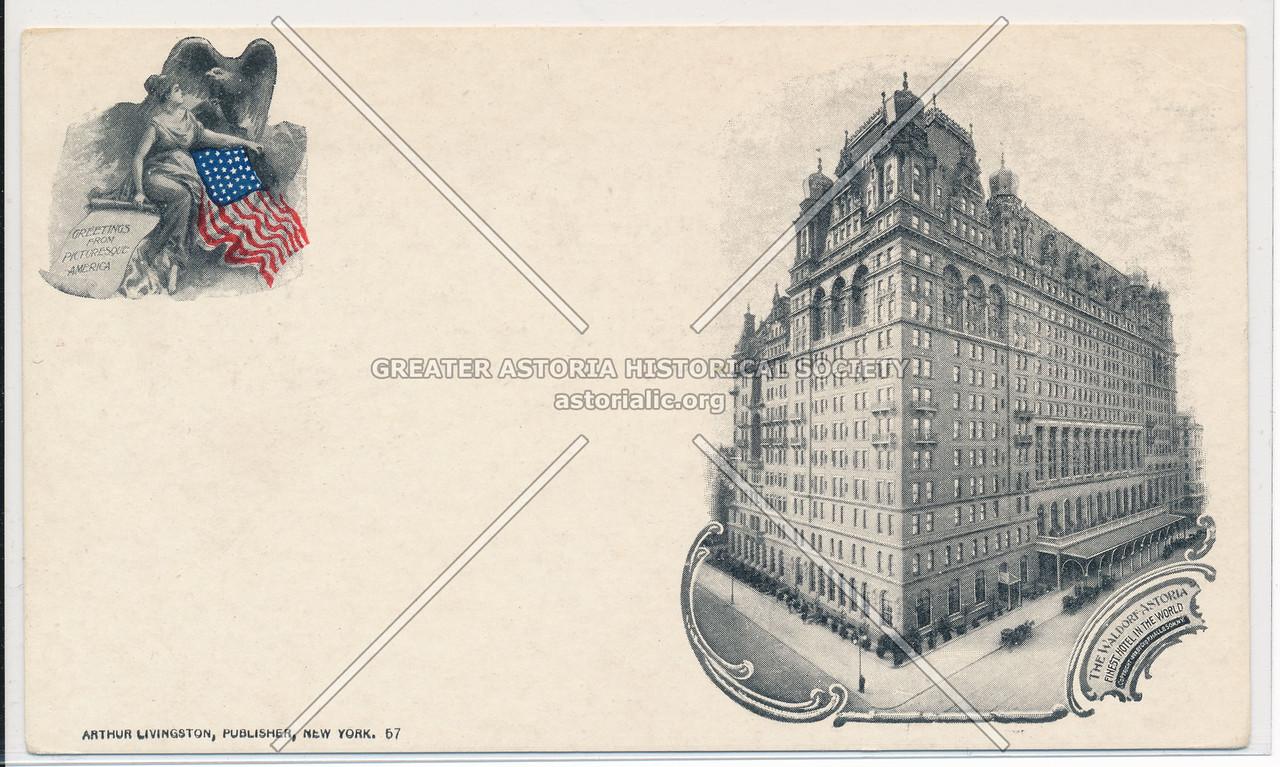 The Waldorf Astoria- Finest Hotel In The World
