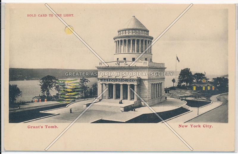 Grant's Tomb, NYC