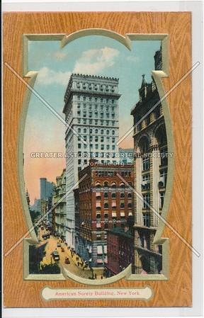American Surety Building, NYC