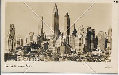 New York Towers