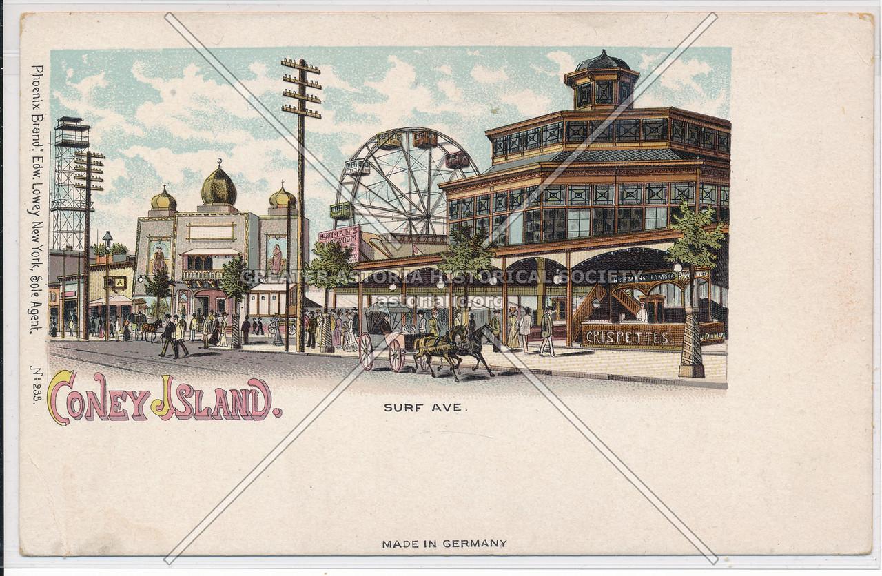 Coney Island, Bklyn