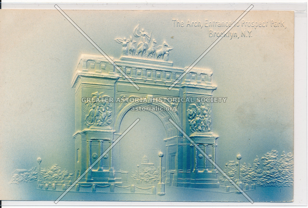 The Arch at Prospect Park, Bklyn