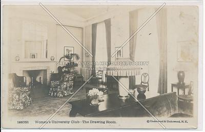 Women's University Club- the Drawing Room, NYC