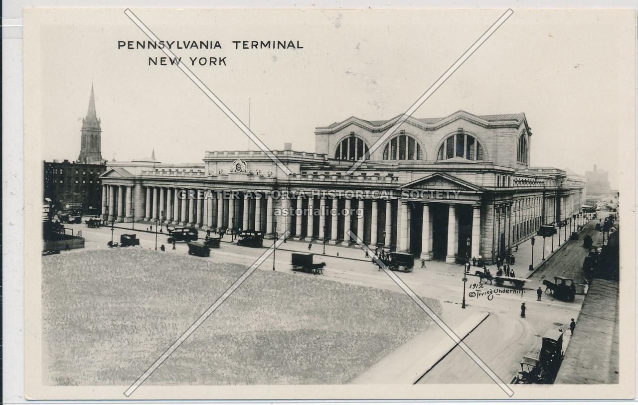 Pennsylvania Terminal, NYC