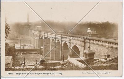 High Bridge, Washington Heights, NYC