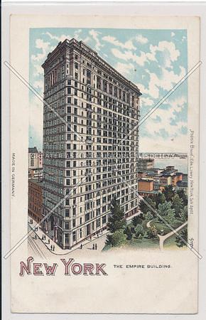 Empire Building, NYC