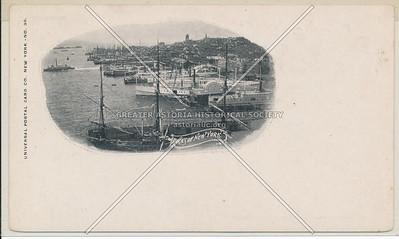 Ports of New York City