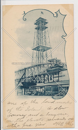 Observatory at Coney Island, Bklyn