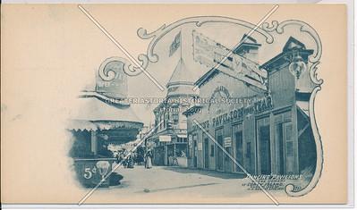 Dancing Pavilions, Coney Island, Bklyn