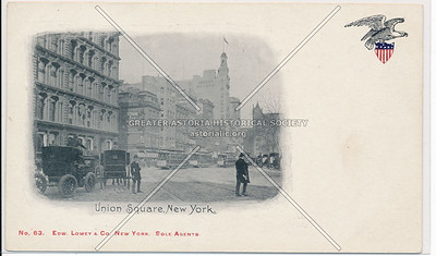 Union Sq, NYC