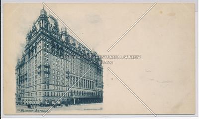 Waldorf Astoria Hotel, NYC