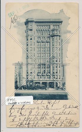 Hotel Savoy, NYC