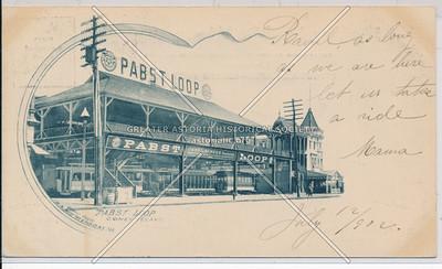 Pabst Loop, Coney Island, Bklyn