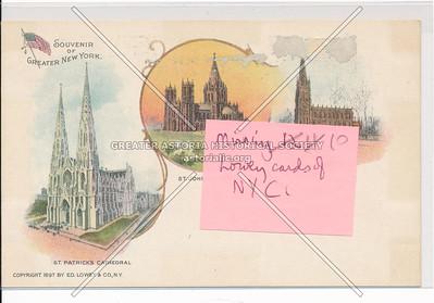 Churches in Manhattan, NYC