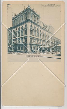 Delmonicos, 5th Ave & 44 St, NYC