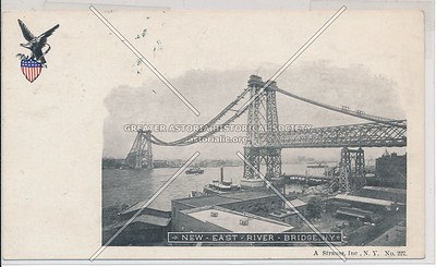 New East River Bridge, NYC