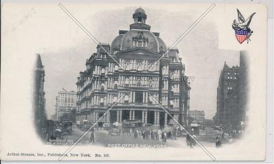 New York City Post Office