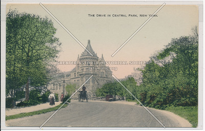 The Drive in Central Park