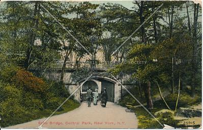 Echo Bridge to Central Park