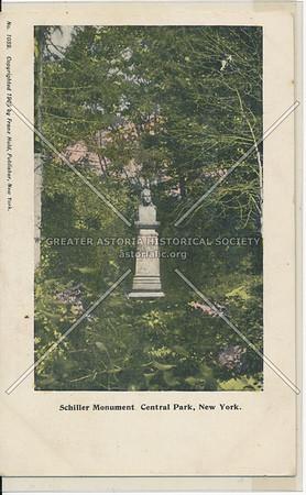 Schiller Monument, Central Park