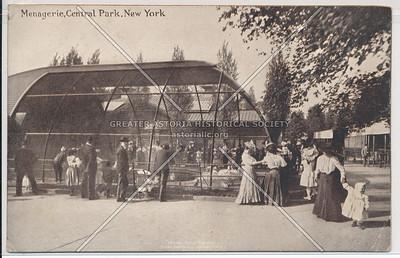 Menagerie, Central Park