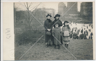 Central Park (Jan 1913)
