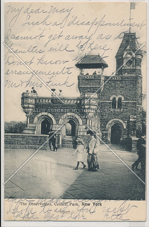 The Observatory, Central Park