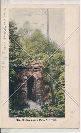Stone Bridge, Central Park