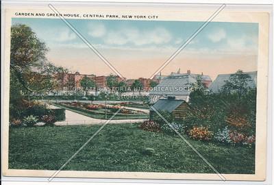 Garden & Grenn House, Central Pk