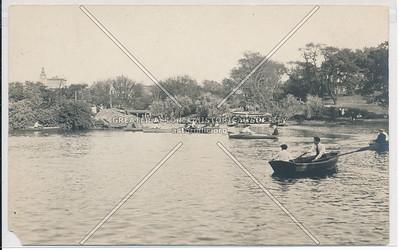 Lake, Central Park
