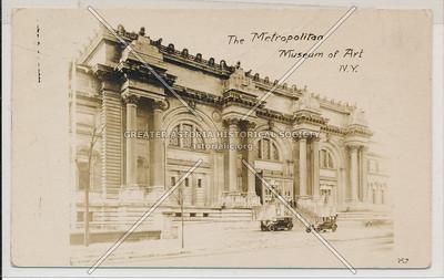 Metropolitan Museum of Art in Central Park